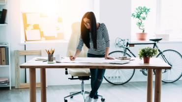 ¡Cómo mejorar el orden en tu puesto de Trabajo!