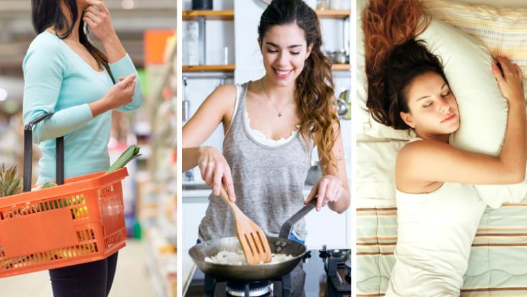 8 secretos para disfrutar de una vida saludable