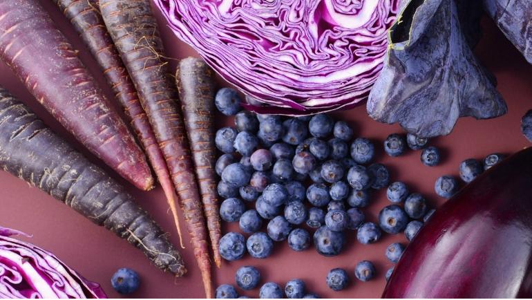 Alimentos morados, ¿por qué incluirlos en tu dieta?