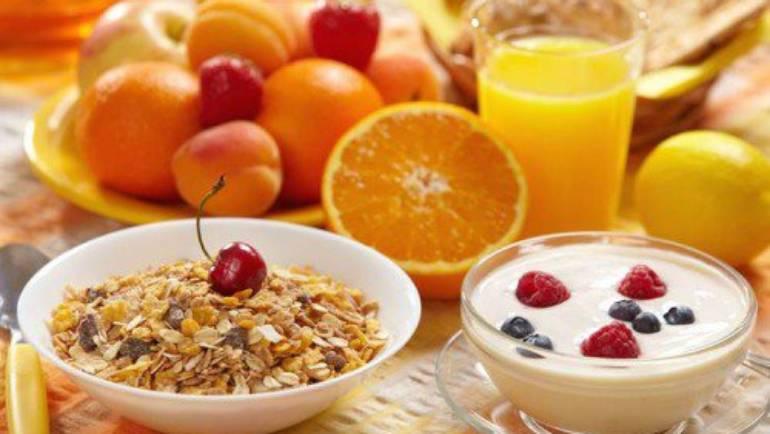 Las 7 reglas de oro para tomar un desayuno saludable