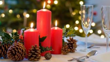 8 tips saludables para disfrutar la cena navideña