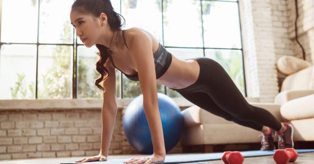 ¿Cómo realizar ejercicio desde la comodidad de tu hogar?
