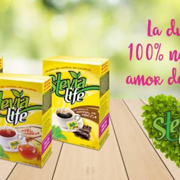 Stevia Life Extractos, un mundo natural de sabores